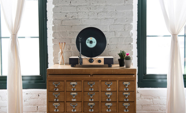 Gramovox Floating Record Turntable 6