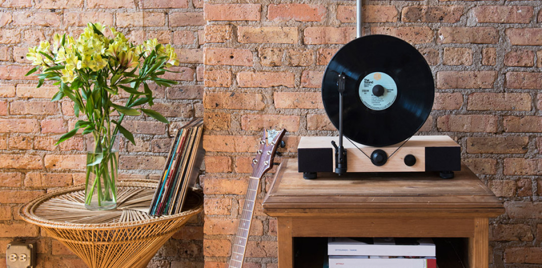 Gramovox Floating Record Player