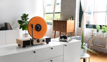 Gramovox Floating Record Turntable 8