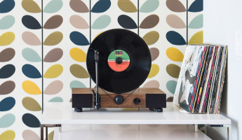 Gramovox Floating Record Turntable 9
