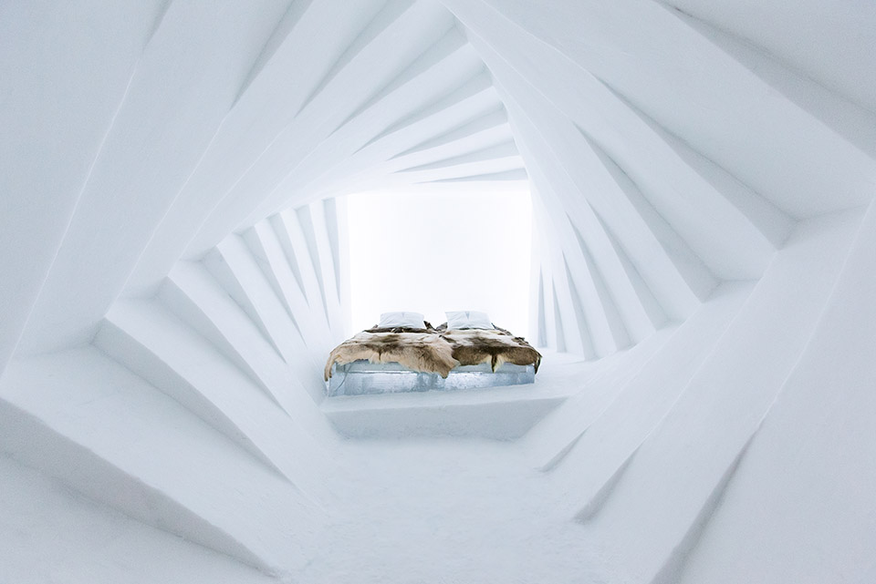 Unique Hotels - Icehotel Sweden 1
