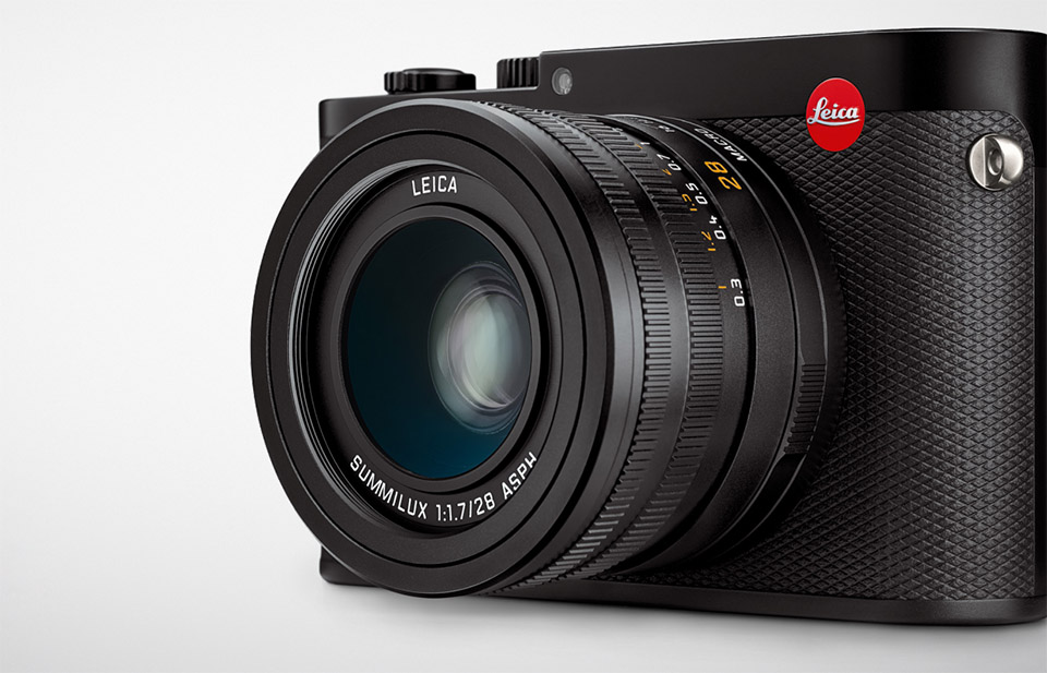 Leica Q full frame compact camera 1