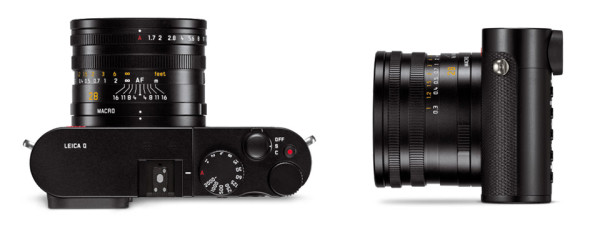 The Leica Q Compact Full-Frame Camera | TheCoolist