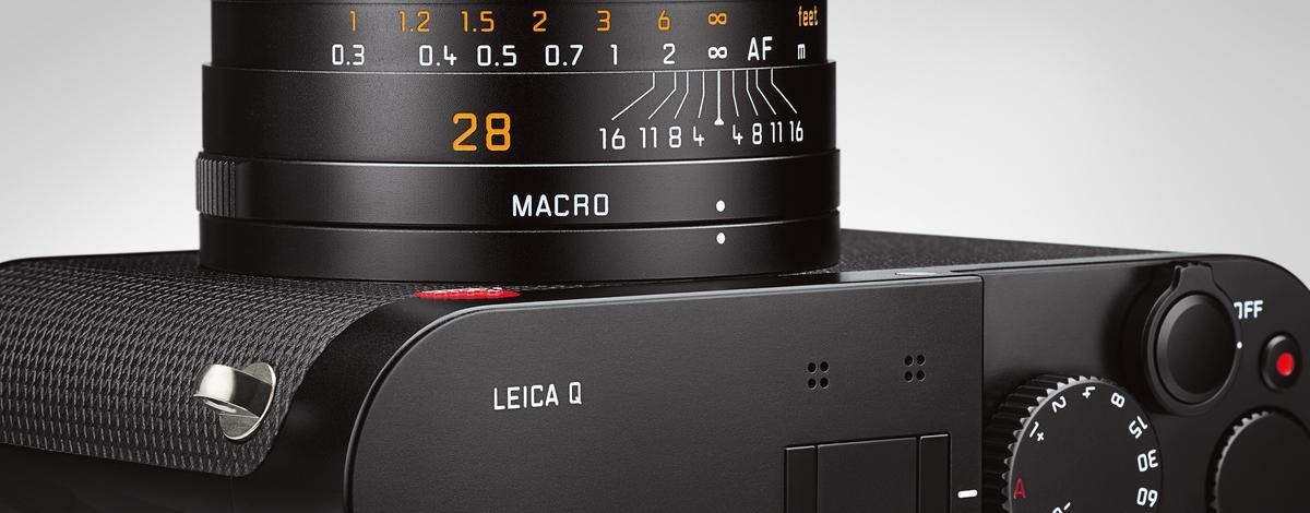 Leica Q full frame compact camera 6