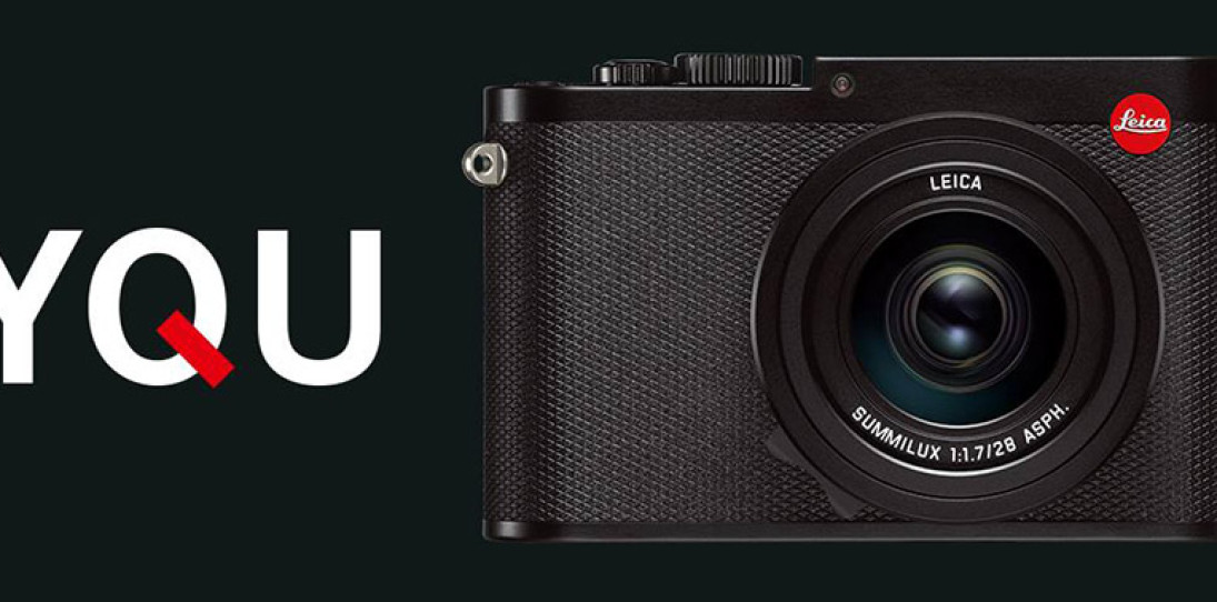 Leica Q full frame compact camera hero