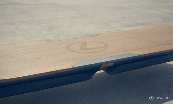 Lexus Hoverboard 3 600x361 Yeah, Lexus Just Made Your Hoverboard Dreams Come True