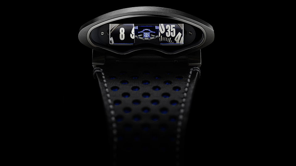 MBandF HMX Watch 5