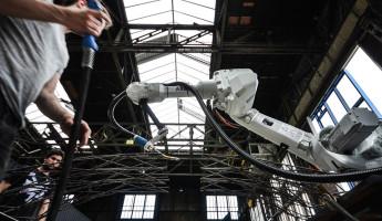 MX3D Bridge - 3D Printed Bridge Robots 6