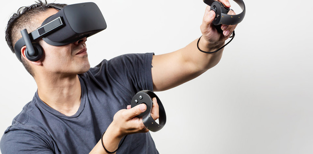 Oculus Touch 2