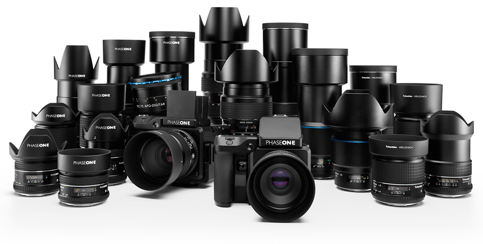 Phase One XF Camera System 1