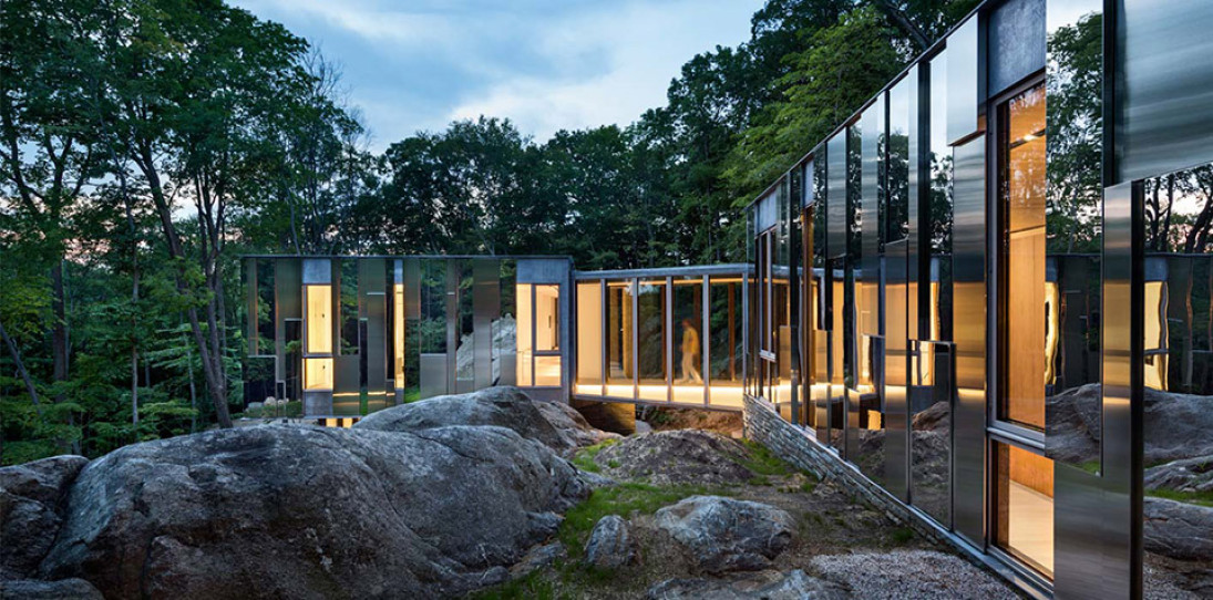 Pound Ridge House by Kieran Timberlake 1