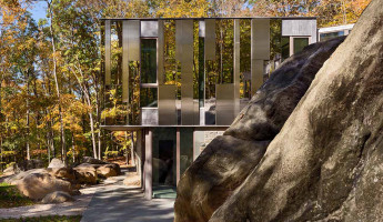 Pound Ridge House by Kieran Timberlake 2