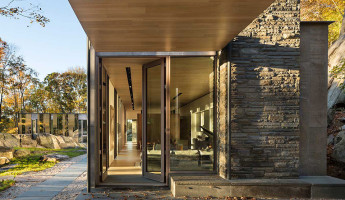 Pound Ridge House by Kieran Timberlake 6