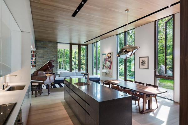Pound Ridge House by Kieran Timberlake 7