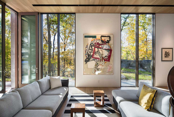 Pound Ridge House by Kieran Timberlake 8