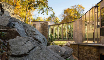 Pound Ridge House by Kieran Timberlake 9