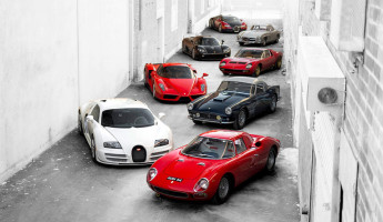 RM Sothebys Monterey Pinnacle Collection