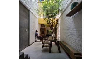 Saigon House by a21studio 1