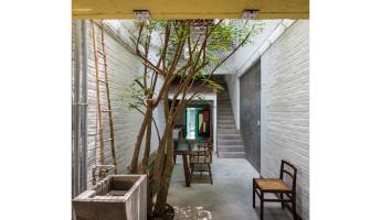 Saigon House by a21studio 10