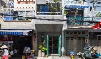 Saigon House by a21studio 11