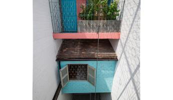 Saigon House by a21studio 13