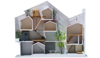 Saigon House by a21studio 15
