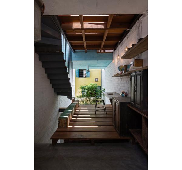 Saigon House by a21studio 3