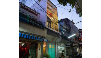 Saigon House by a21studio 5