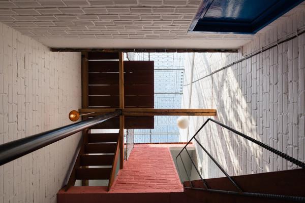 Saigon House by a21studio 6