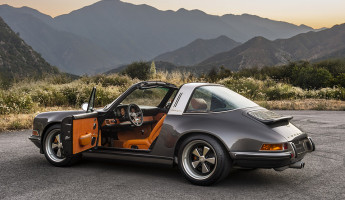Singer Porsche 911 Targa 5