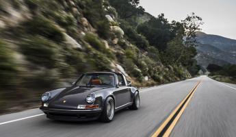 Singer Porsche 911 Targa 7