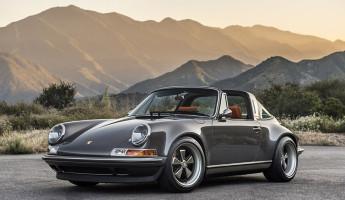 Singer Porsche 911 Targa hero