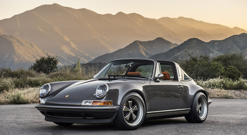 The Re Imagined Singer Porsche 911 Targa Thecoolist