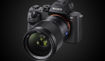 Sony A7Rii mirrorless full frame digital camera 1