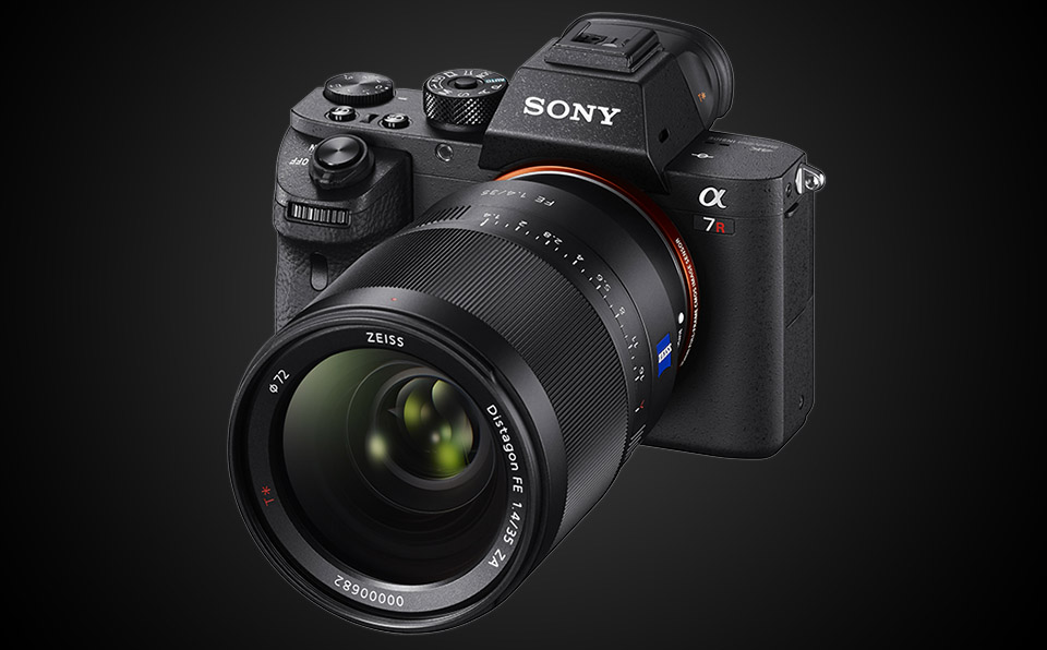Meet The New Sony A7RII: Long Live the King | TheCoolist