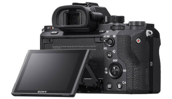 Sony A7Rii mirrorless full frame digital camera 4