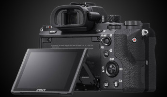Sony A7Rii mirrorless full frame digital camera 6