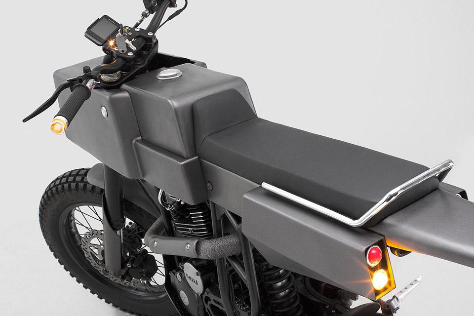 Thrive Motorcycles T005 Cross Yamaha Scorpio Custom 8