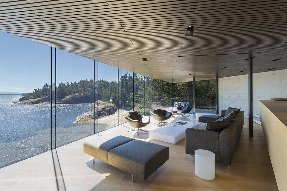 Tula House by Patkau Architects – Photo by James Dow 2