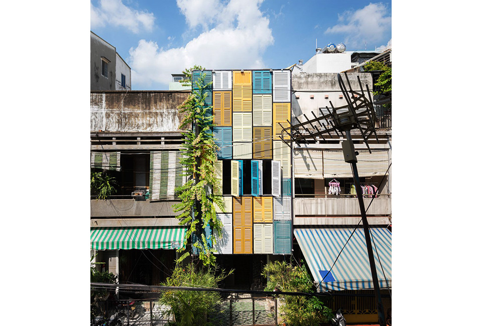 Vegan House by Block Architects – Photo by Quang Tran 1