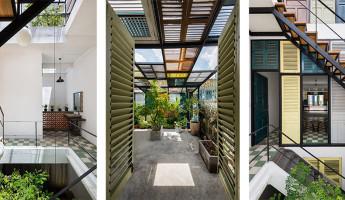 Vegan House by Block Architects - Photo by Quang Tran hero