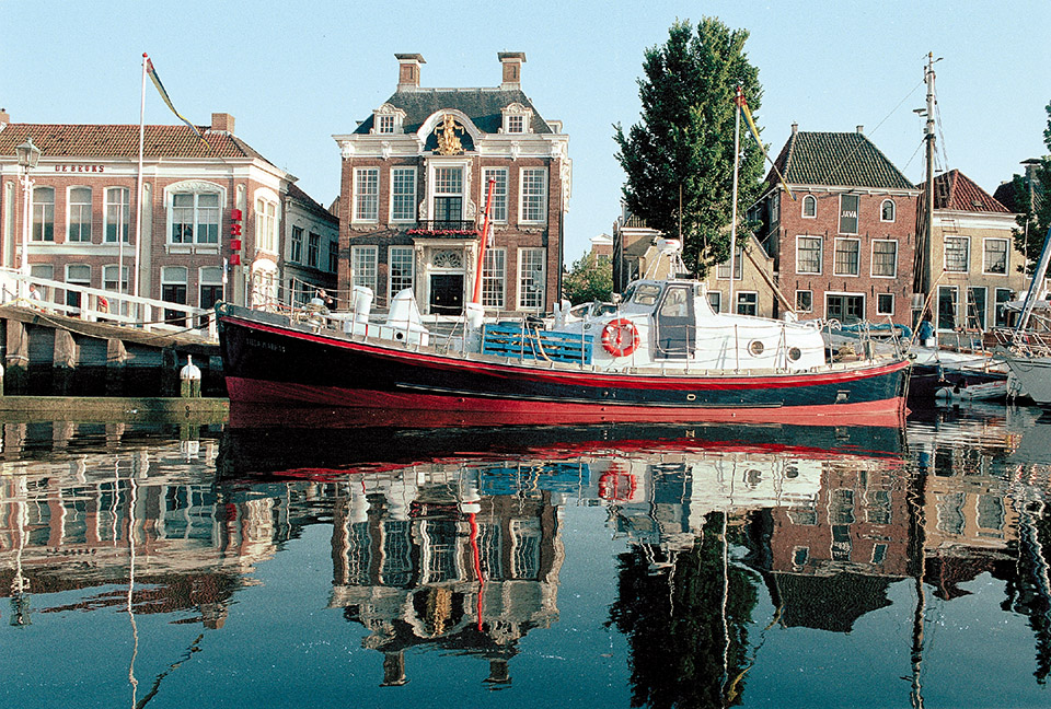 Unique hotels - lifeboat hotels - reddingsboot - the netherlands