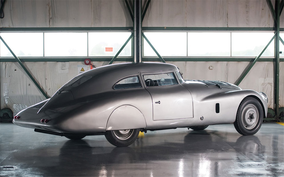 1938 Adler Trumpf Rennlimousine 2 The Most Beautiful Car Youll See Today: The 1938 Adler Trumpf Rennlimousine