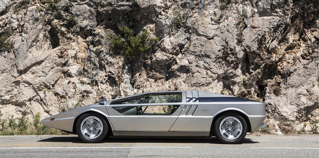 1972 Maserati Boomerang 3