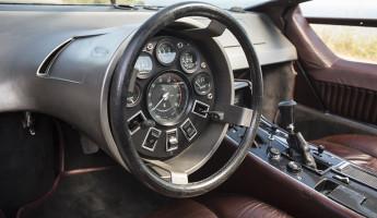 1972 Maserati Boomerang 8