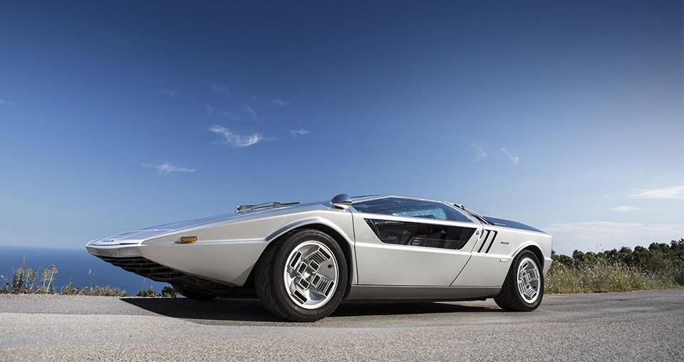 1972 Maserati Boomerang 9