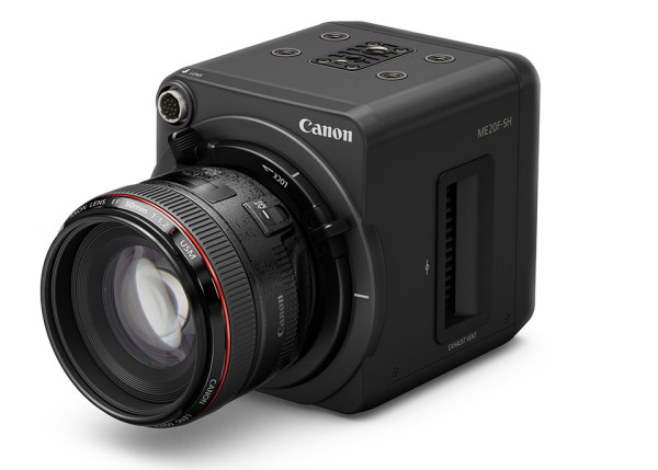Canon ME20F SH Low Light Video Camera 5 600x429 Canons Revolutionary Video Camera Sees More Than the Naked Eye