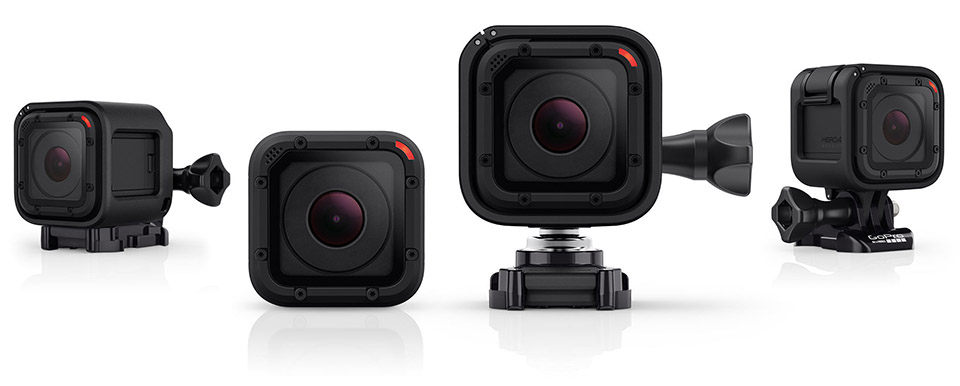 GoPro Hero 4 Session 1 Smaller is Better: The GoPro Hero 4 Session Continues the Action Cam Revolution