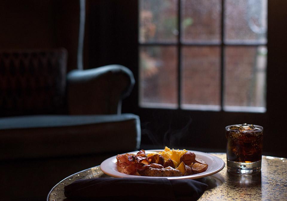 Graham-Georgetown—Breakfast