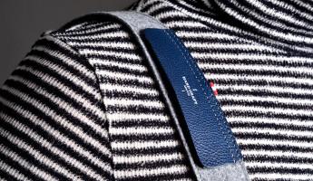 Hard Graft Box Camera Bag in Ocean Blue and Gray Wool Felt 9